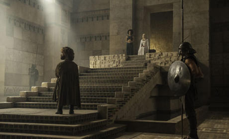 Daenerys and Tyrion Talk - Game of Thrones Season 5 Episode 8