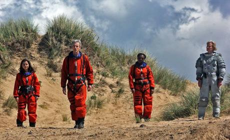 Doctor Who Season 8 Episode 7 Review: Kill the Moon