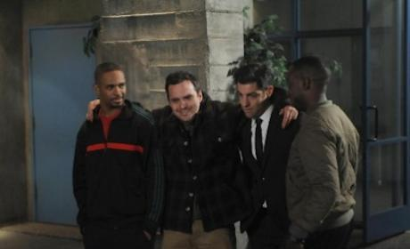 New Girl Super Bowl Episode: First Look!
