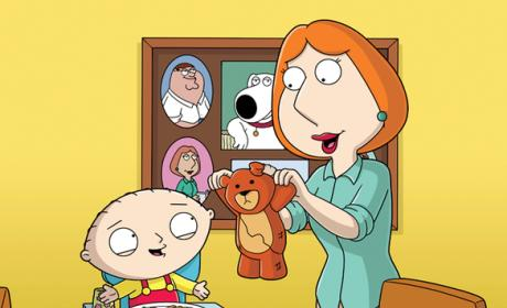 Stewie Loves Lois Picture