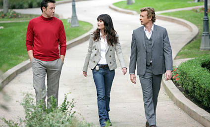 "The Mentalist Review: ""Red Hot"""