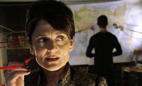 Cristine Rose to Reprise Role on Heroes Reborn