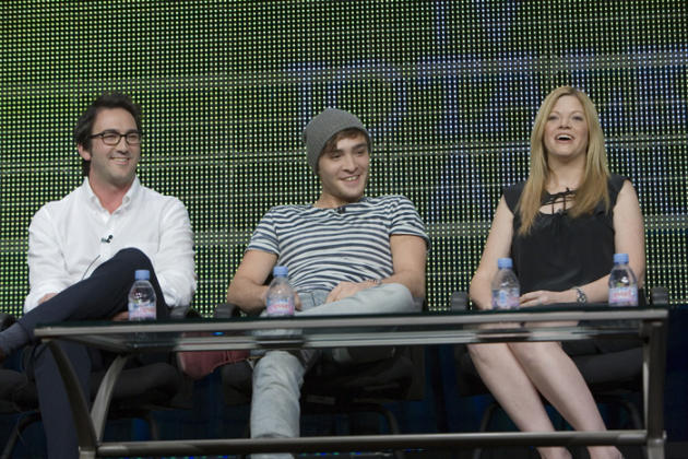 Ed, Stephanie and Josh