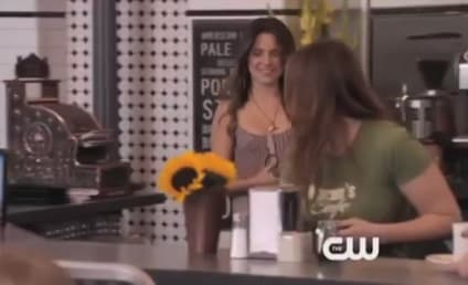 One Tree Hill Sneak Peek: A Creepy Customer