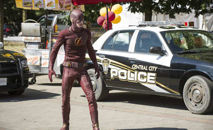 The Flash Season 2 Episode 1 Review: The Man Who Saved Central City