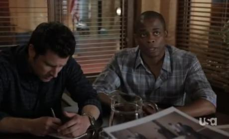 "Psych Clip: ""In for a Penny"""