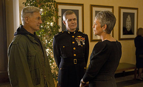 Jamie Lee Curtis on NCIS: First Look