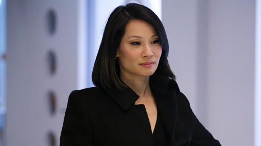 Lucy Liu as Grace Chin