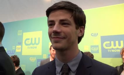 Grant Gustin Teases The Flash, Potential Arrow Crossover