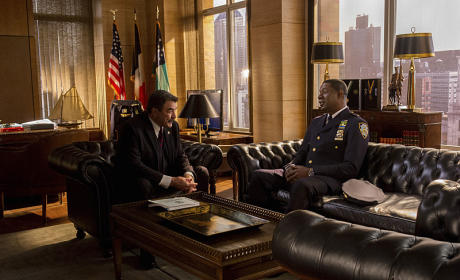 Deputy Chief Kent - Blue Bloods Season 5 Episode 21