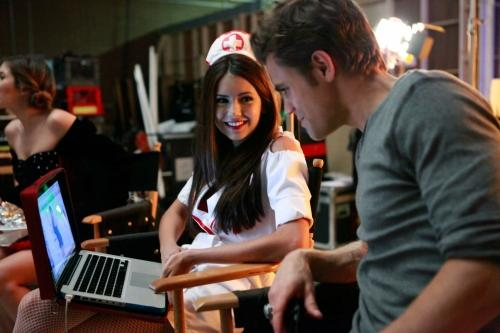 VD Behind the Scenes