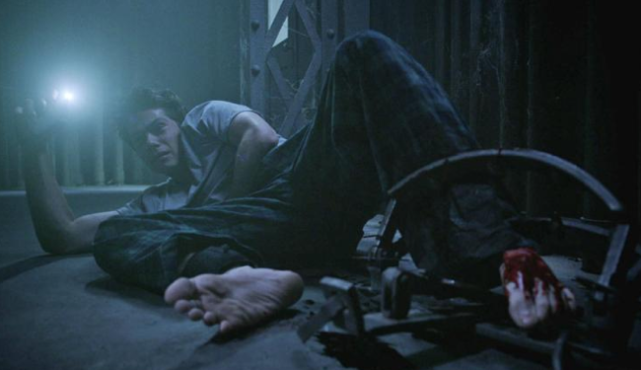 4. Stiles is Trapped