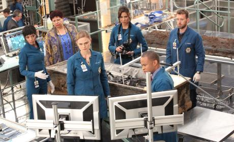 Bones Season 10 Episode 1 Review: The Conspiracy in the Corpse