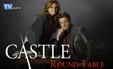 Castle Round Table: Captain vs. Detective Beckett