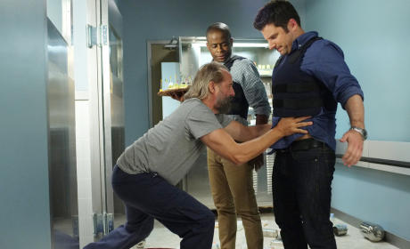 Psych Review: Free At Last