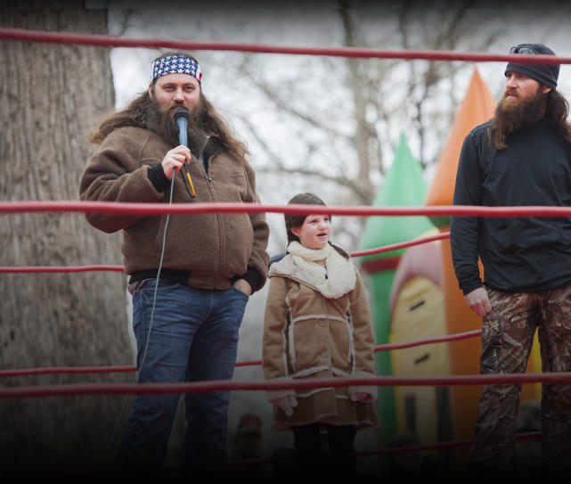 Duck dynasty finale pic