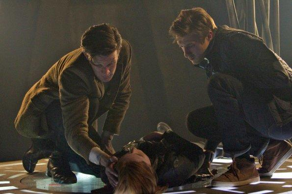 Doctor Who Scene