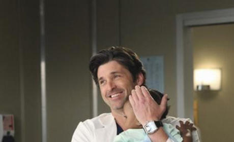 Grey's Anatomy Baby Pics: Not What You Think?