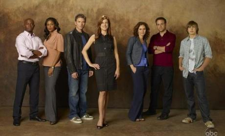 The Private Practice Cast