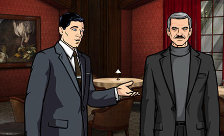 Archer Review: A Mustache of Memories