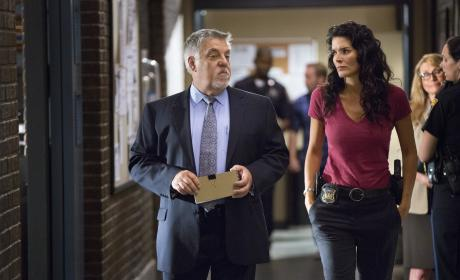 Jumping Off a Bridge - Rizzoli & Isles