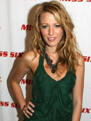 Blake Lively: Seeing Green