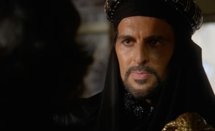 Once Upon A Time Season 6: Who Is Playing Aladdin?