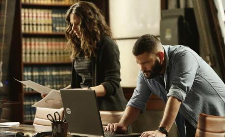 Huckleberry Quinn - Scandal Season 4 Episode 18