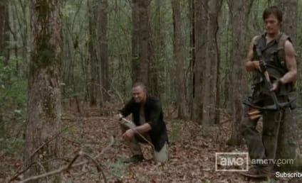 The Walking Dead Sneak Peeks: He's Coming...