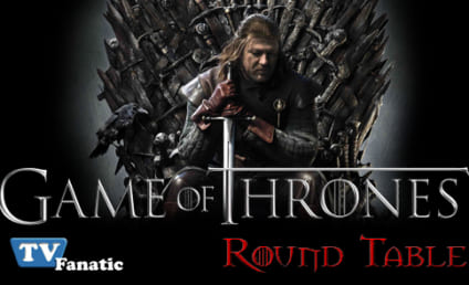 "Game of Thrones Round Table: ""A Golden Crown"""