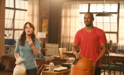 New Girl Season 4 Episode 6 Review: Background Check