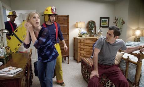 Firemen Rescue Phil