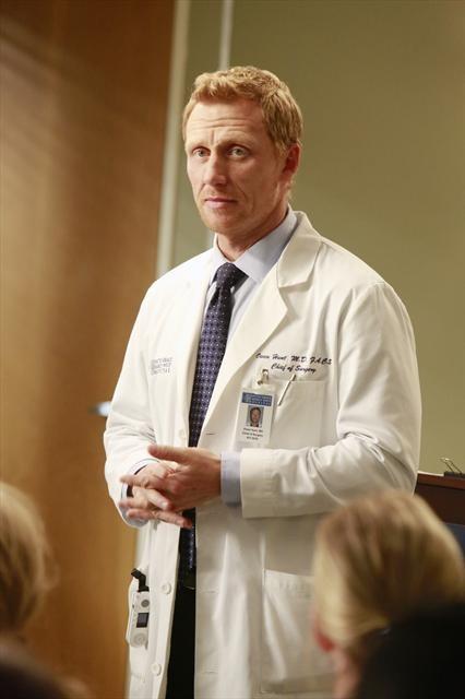 Doctor Owen Hunt Pic