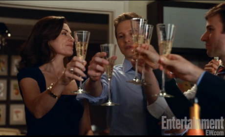 The Good Wife Trailer Teases Vow Renewals, Office Temptation and a VERY Angry Will