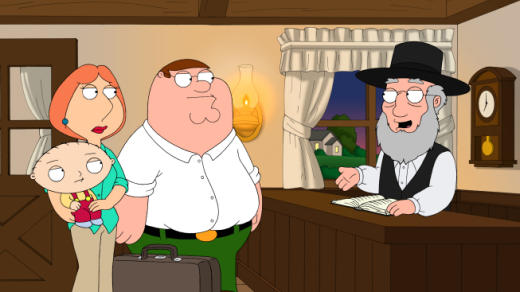 Peter vs. the Amish