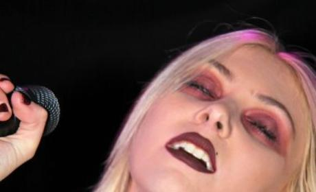 Taylor Momsen Auditions For The Walking Dead