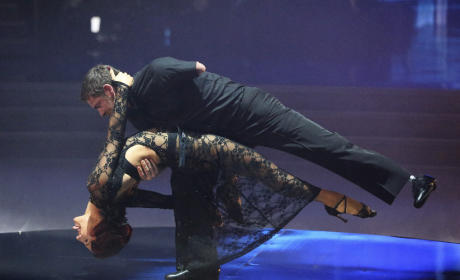 Noah and Sharna: Argentine Tango - Dancing With the Stars Season 20 Episode 3
