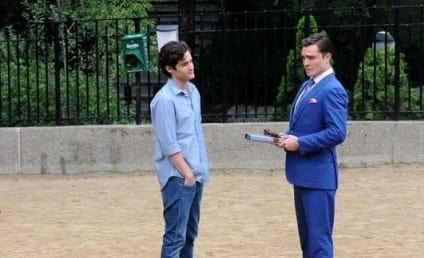 Does Chuck Have a New Girlfriend on Gossip Girl?