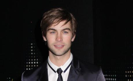 Chace Crawford is Awesome in Armani
