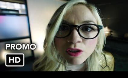 Arrow Episode Promo: Bug-Eyed Bandit is Back!