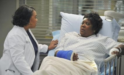 Loretta Devine (Adele) Previews Return to Grey's Anatomy