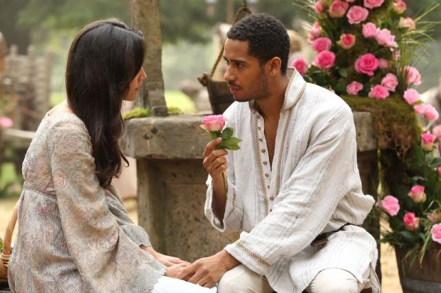 Once Upon A Time Photos From Quot Nimue Quot Tv Fanatic