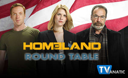 "Homeland Round Table: ""The Smile"""