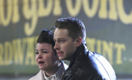 The Shocking Twist - Once Upon a Time Season 4 Episode 22