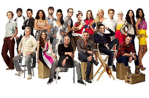 Project Runway Season 9 Cast