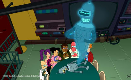Futurama Review: Do All Robots Go To Heaven?