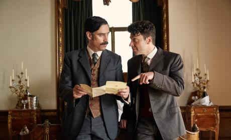 Houdini & Doyle Season 1 Episode 4 Review: Spring-Heel'd Jack