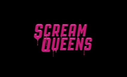 Scream Queens Super-Sized Title Sequence: Don't Close Your Eyes!