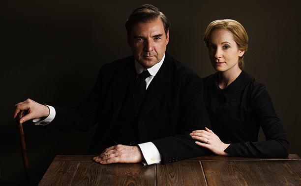John and Anna Bates - Downton Abbey