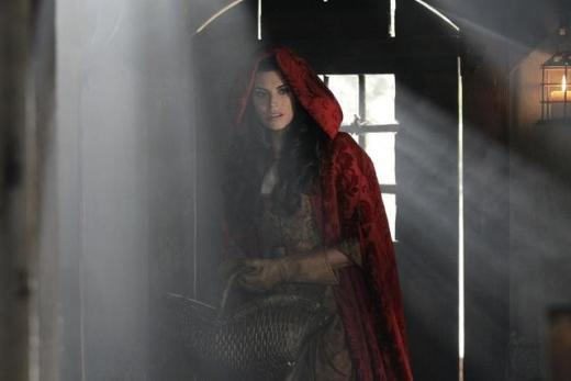 Meghan Ory on Once Upon a Time